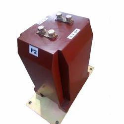 Oil Cooled Single Phase Resin Cast Instrument Transformer, Input Voltage: 110 Volt, Output Voltage: 33kv