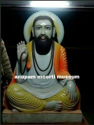 Sant Ravidas Marble Statue...