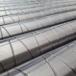 Hard Anodized Aluminum Roller