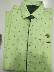 Polka Dots Designer Shirt