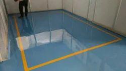Micron Epoxy Flooring Service