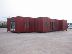Customized Container Cabin