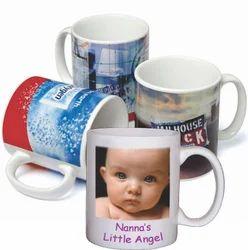 Photo Mug Printing with Your Photo