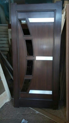 Wooden And Steel Doors