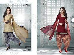 Fancy Patiala Dress Material