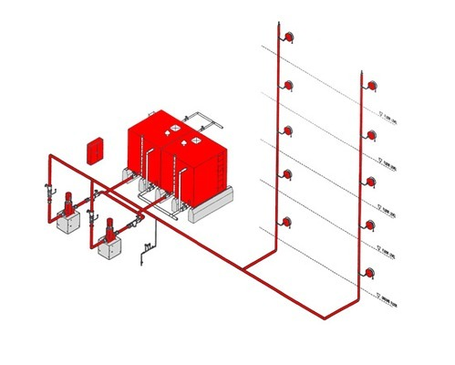 Drawing Services - Fire Fighting Shop Drawing Services Service