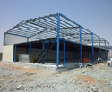 Prefabricated Mezzanine Floor Building Structure