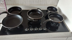 5 Burner Cook Top