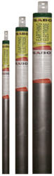 Grey Round Chemical Earthing Electrode, Sabo-mfe-gi-803sip