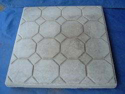 Hexagon Chequered Tiles