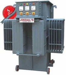 500-1000 Kva Three Phase Automatic Servo Voltage Stabilizers, Capacity: 5000 Kva, 210-350 V