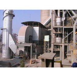 Cement Plant Baghouse Filter