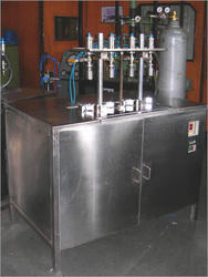 Aerosol Gas Filling Machines