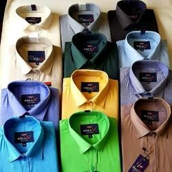 So Many Colour Regular Formal Shirts, 18to69
