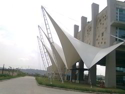 Agelant Technology Building Gurg Tensile Structures