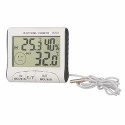 LCD Digital Hygrometer