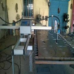 Portable CNC Plasma Flame Cutting Machine