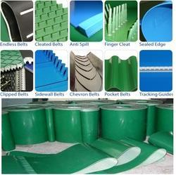 PVC PU Conveyor Belt