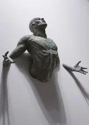Sculpture, Size: 4x4