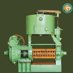 Soyabean Oil Press