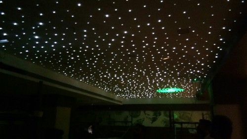 Shooting Star Fiber Optic Light
