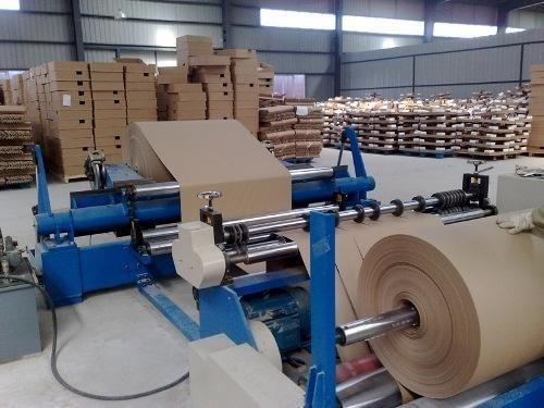 Paper Slitting Rewinder Machine Paper Slitting Machine
