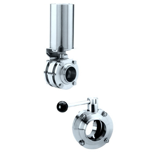 Sanitary Valves and Fitting - Hygenic- Sanitary Tri Clover