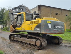Used Spare Parts Of Excavator Volvo EC-290 Prime