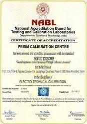 NABL Certificate