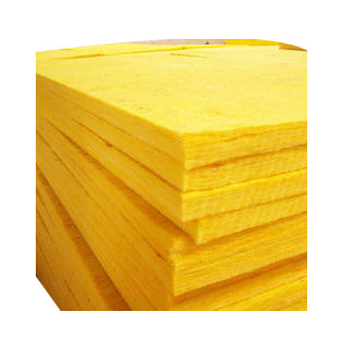 Fiber Glass Wool Sheet 25mm Wool Sheet K S R Polymers