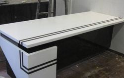 Corian Table Top Silvershine Export Surat Wholesale Distributor Of Pvc  Flooring