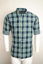 UD Double Fabric Roll Over Style Casual Shirts