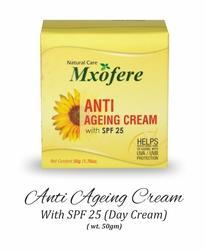 Mxofere Anti Ageing Day Cream, Pack Size: 50g, for Personal