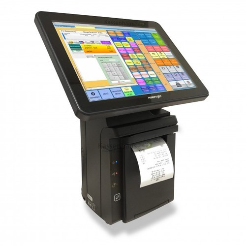 Posiflex All In One Pos Touch Screen At Rs 65000 Unit