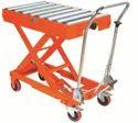 Hand Hydraulic Scissor Roller Platform