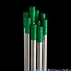 Pure Tungsten Electrodes