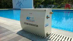 Steam Generator 4 KV and more, Capacity: 0-500 (kg/hr)