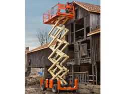 JLG 4394 RT Scissor Lifts