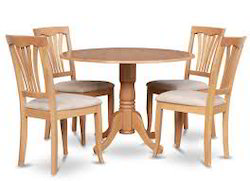 wooden dining table suppliers, manufacturers & dealers in kolkata