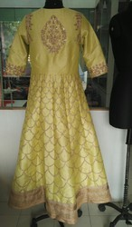 Indian One Pisce Gown