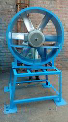 Pressurised Tube Axial Fan With Tilting
