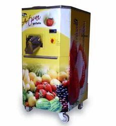 Natural Ice Cream Batch Freezer