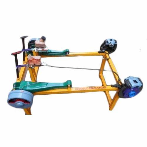 Vacuum Assisted Hydraulics Brake - Upkar Trading Co , New