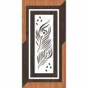 Wooden Italic Door