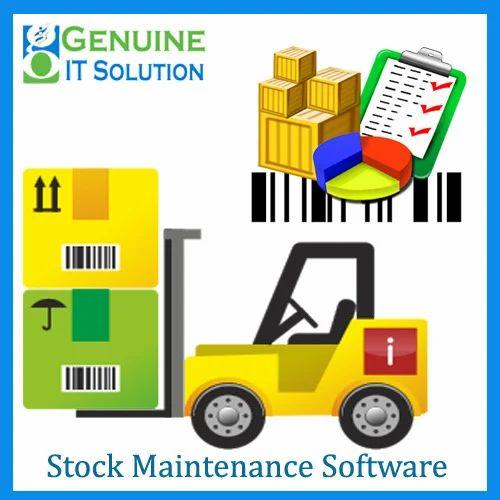 Stock Maintenance Software