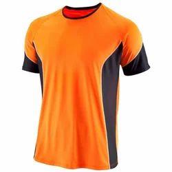 Orange Dry Fit T-Shirts