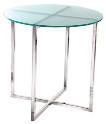 Cafe Glass Table