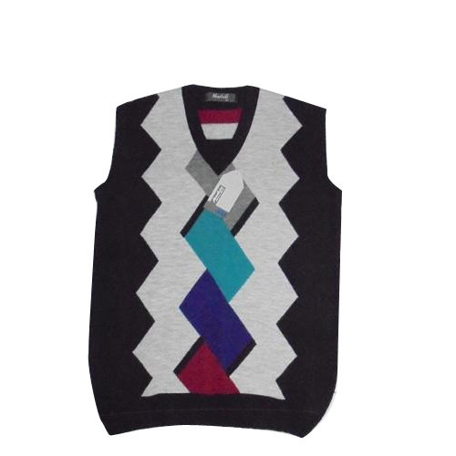 S To Xxl Mens Designer Sleeveless Sweater Rs 410 Piece Id