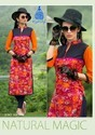 Kajal Style Town Beauty Vol 4 Cotton Printed Kurtis