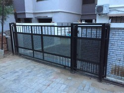 MS Metal Sliding Door